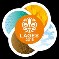 Logotyp Läger 2016